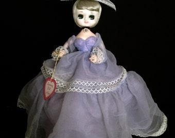 Vintage 60's Charming Doll           VG2342