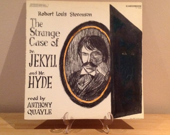 The Strange Case Of Dr Jekyll And Mr Hyde LP