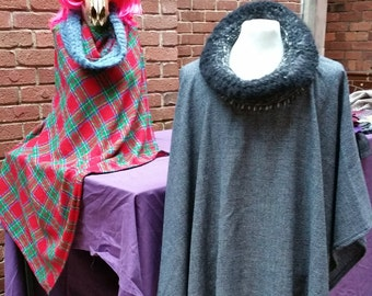 Handmade Winter collection Poncho