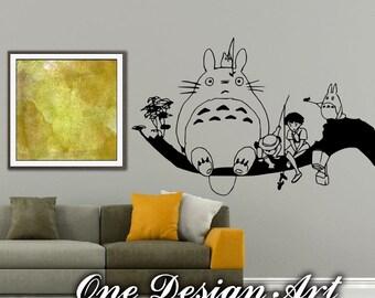 Anime Wall Art anime wall decor | etsy