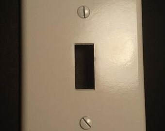 Inspired by Harry Potter Lumos/Nox Light Switch Cover