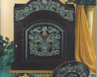 Rosemaling Volume II Trends, Traditions & Beyond Book by Shirley Peterich and Pam Rucinski