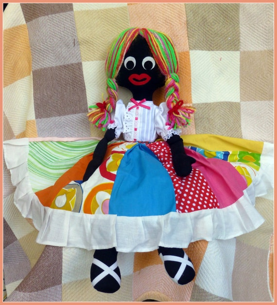 Cuban Rag Doll Tomasita. Made In Spain Whit By CositasdeTrapo