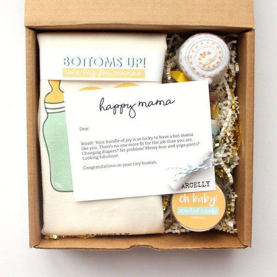 Mother And Baby Gift Hamper : New mom gift basket baby to be