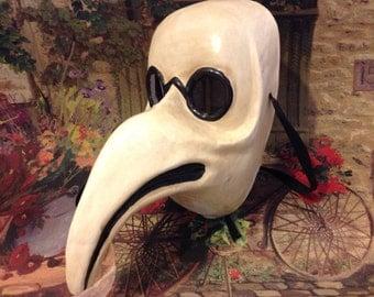 The Plague Doctor Mask boys men's masquerades ball mask
