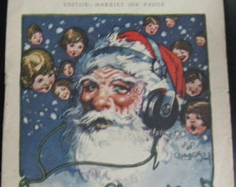 The Little Delineator- Christmas 1922