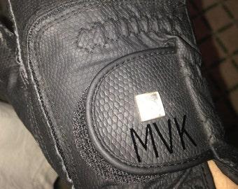 glove monograms