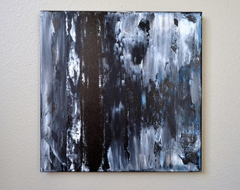 Abstract in Black