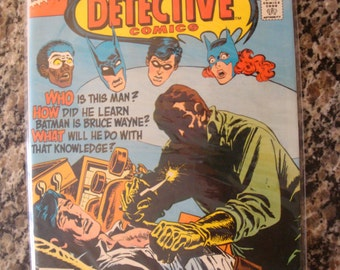 Detective Comics Batman  Issue 494 1980 Superhero comic book