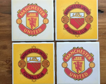 Manchester United Coasters