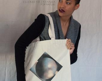 Tote bag Cosmic  photograph