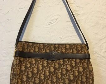 Vintage Bag- Vintage Christian Dior Handbag