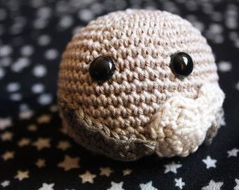 Crochet Pluto  - Universe Cuties - Toy Pluto - Amigurumi Pluto