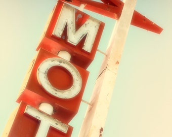 Route 66 Motel Sign, San Bernadino, Motel Sign, Retro Art Print, Vintage Art Print, Vintage Motel Sign, Retro Motel Sign, Route 66 Motel