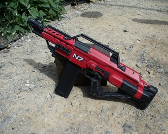 Mass Effect Inspired Nerf Stampede