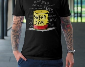 Luke Cage - Swear Jar T-Shirt | Unisex - Women |