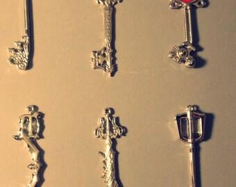 Kingdom Hearts - Keyblade Necklace