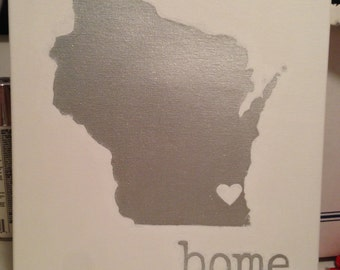 Home State Painting