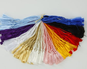 Floss Bookmark Tassels - Bundle of 100 - Made in Florida, USA