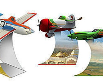 Disney Planes Mini Centerpieces 3ct