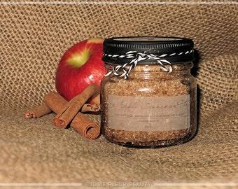 Apple Cinnamon Pie Sugar Scrub