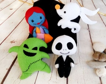 "Shop ""nightmare before christmas decor"" in Home Décor"