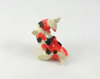 Koi fish totem