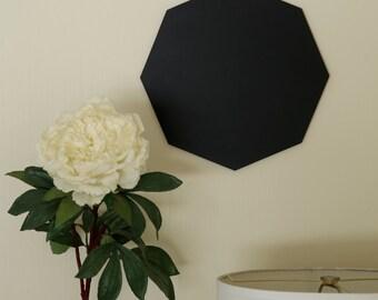 Modern Chalkboard, Geometric Chalkboard, Message Board, Photo Prop, Baby Milestone Prop