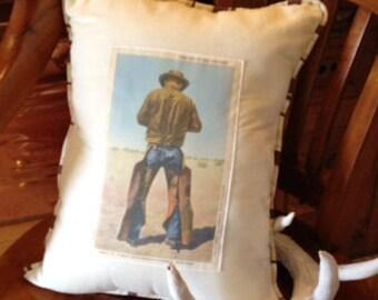 A West Texas Working Cowboy