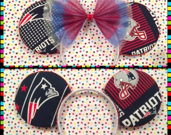NFL New England Patriots Mouse Ears