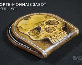 Hoof #01 Skull wallet