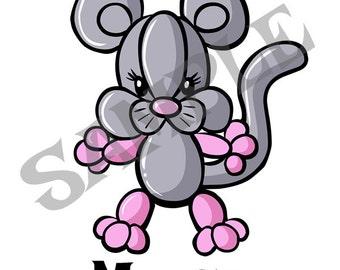 Mouse Menu Item