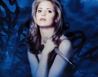 Buffy the Vampier Slayer Mini Poster 1117buffymin10101101