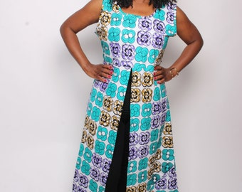 Gia Ankara Shirt Dress Top