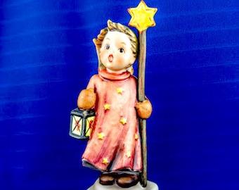 "Large 6 1/2""  Christmas Song Hummel Figurine"