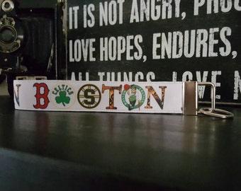 Boston Key FOB, Keychain