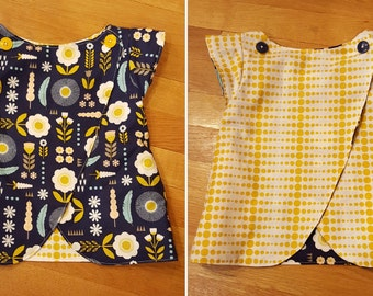 Reversible Lucy Tunic