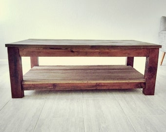 REDWOODS COFFEE TABLE