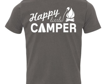 Happy Little Camper T-Shirt