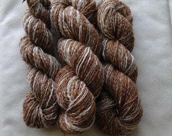 Yarn - handspun alpaca
