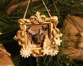 Raindeer Ornament