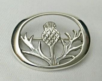Sterling silver brooch, handmade brooch, small brooch, small silver brooch, sterling brooch, silver brooch, vintage brooch, designer brooch