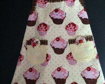 1 toddler girls 12 month apron dress with rumba pants