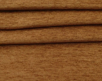 """Upholstery Velvet Fabric, Dress Material, Brown Fabric, Quilting Fabric, 56"""" Inch Wide Fabric By The Yard ZVE120F"""