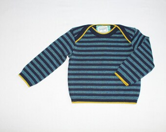 Pure Merino Wool knit pullover
