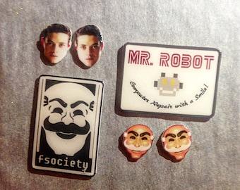Mr. Robot Fan Pack