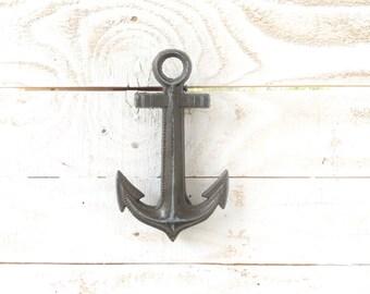 Iron Anchor Door Knocker Home Decor For The Home Beach House Nautical