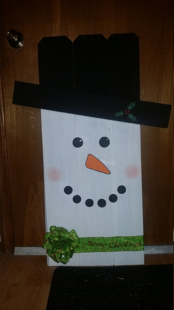 Christmas outdoor decor snowman decor front porch decor large for 36 countdown to christmas snowman yard decoration