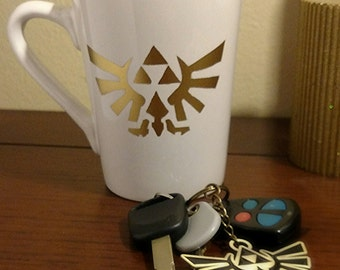 Legend of Zelda Triforce Mug