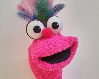 Sock Puppet Hand Puppet